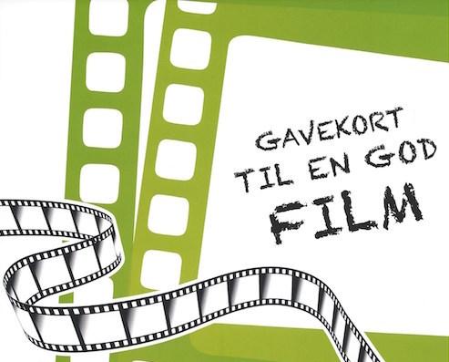 gavekort film